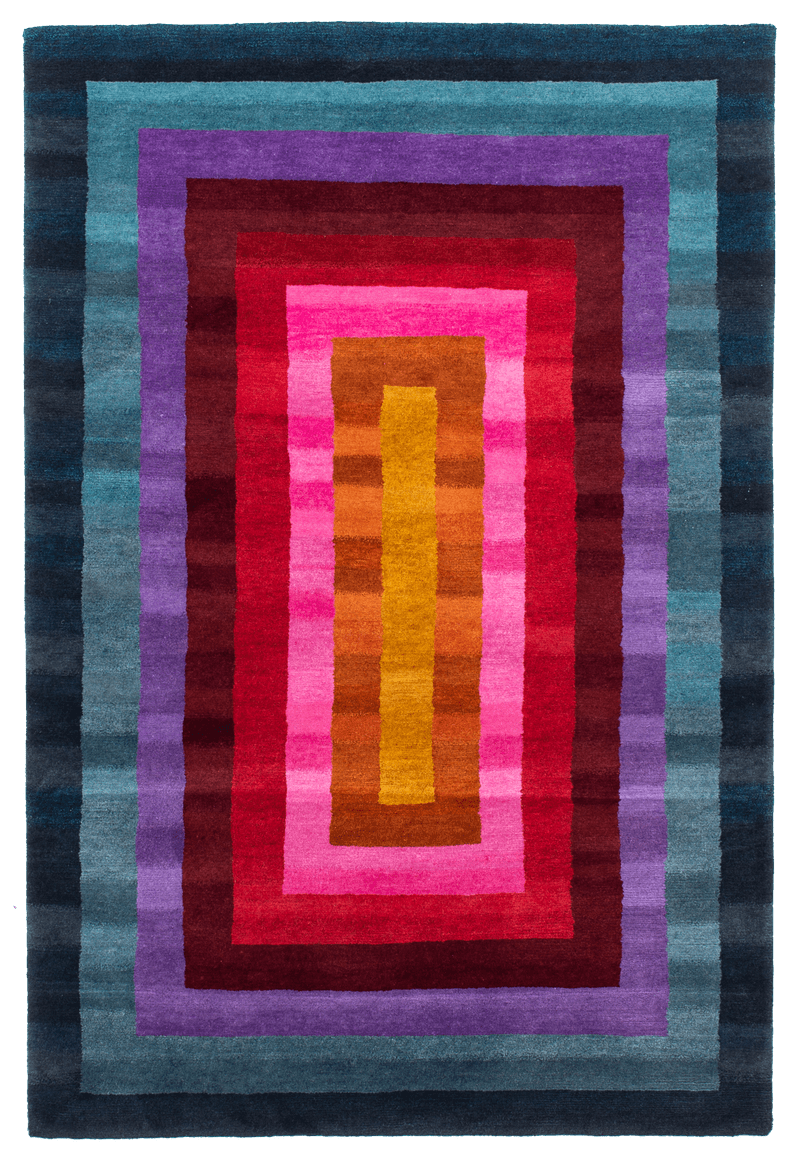 Picture of a 8 Border rug