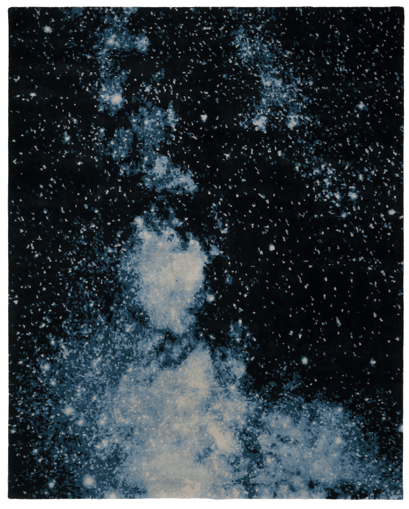 Picture of a Space 7 rug