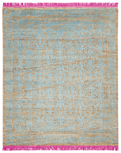 Picture of a Ferrara Radi Wrapped rug