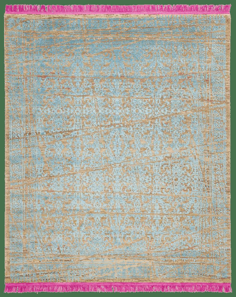 Picture of a Ferrara Radi Wrapped rug