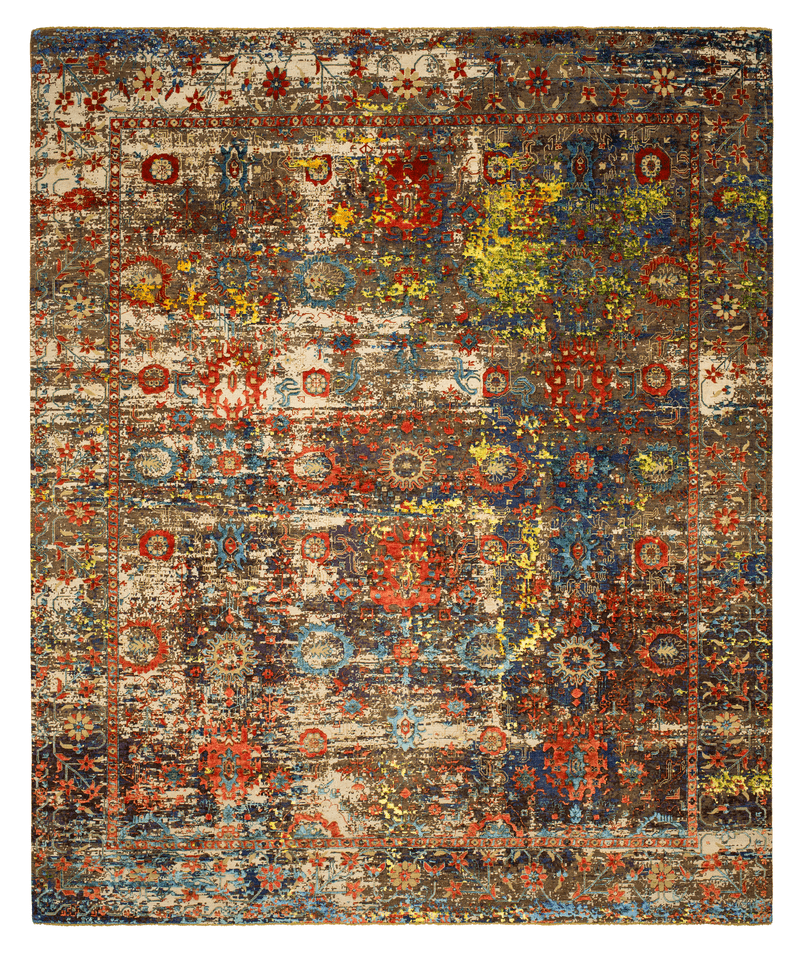 Picture of a Bidjar Paddington Artwork 18 rug