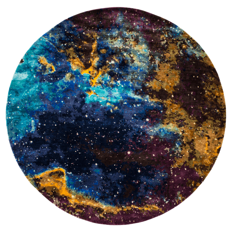 Picture of a Custom Space 2 rug