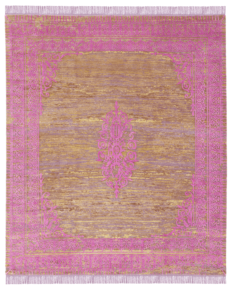 Picture of a Ravenna Radi Little Rocked rug