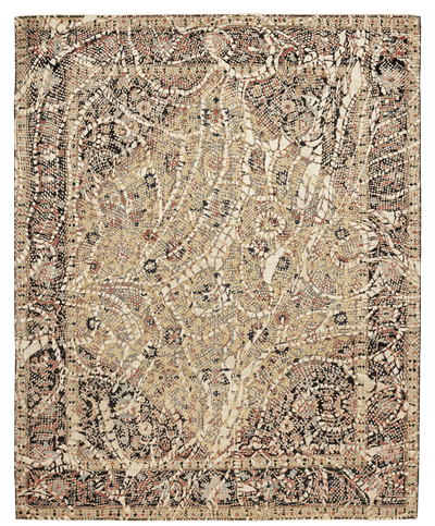 Picture of a Serapi Queensbury Lace rug