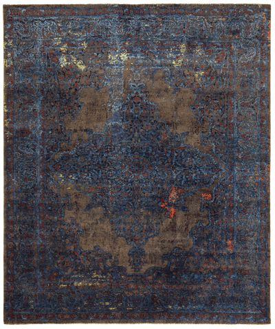 Picture of a Tabriz Fashion Artwork 8 rug
