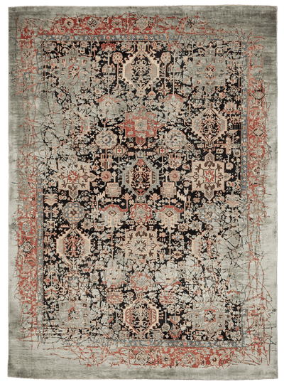 Picture of a Bidjar Piccadilly Pleasure rug