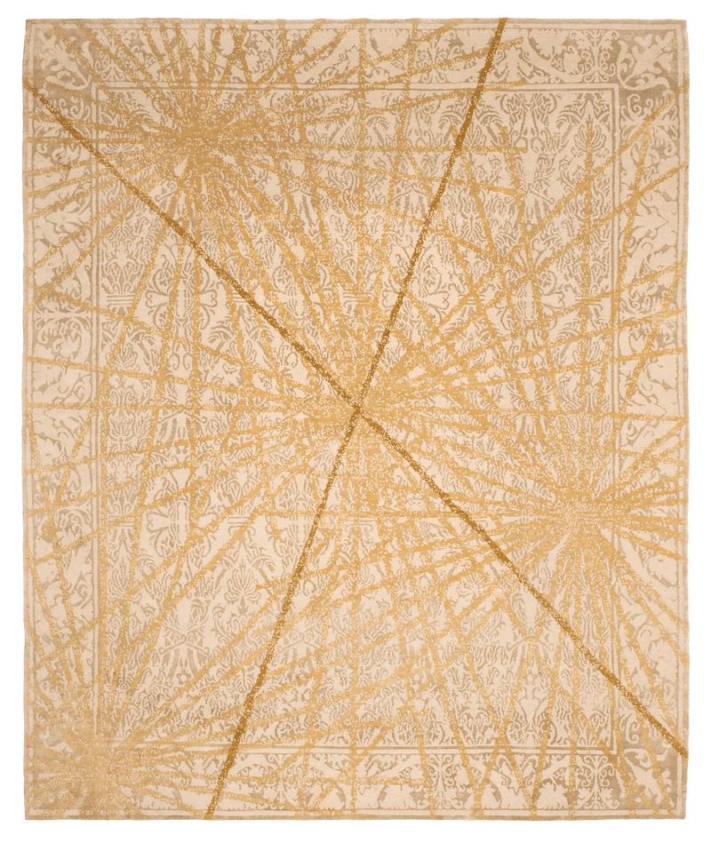 Picture of a Custom Alcaraz Sun rug