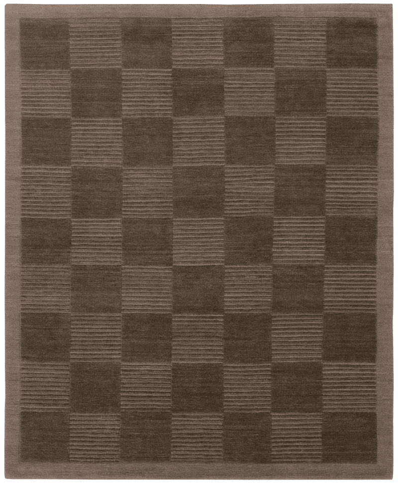 Picture of a Deep Cut Border rug