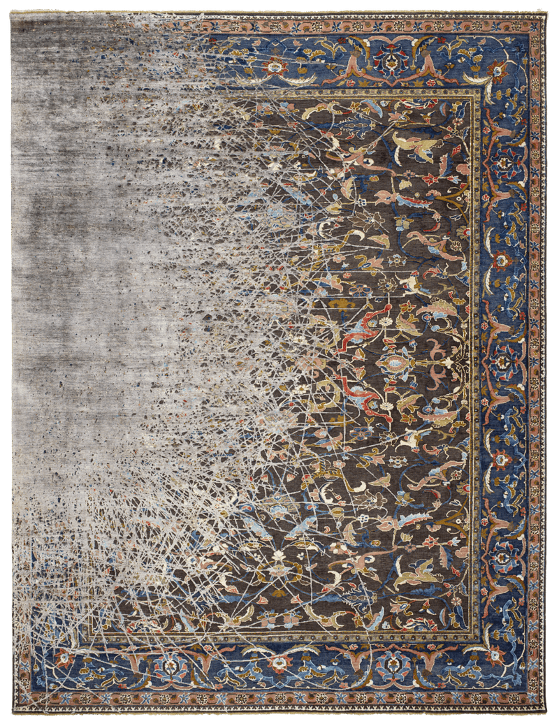 Picture of a Polonaise Redgridge Sidekick rug