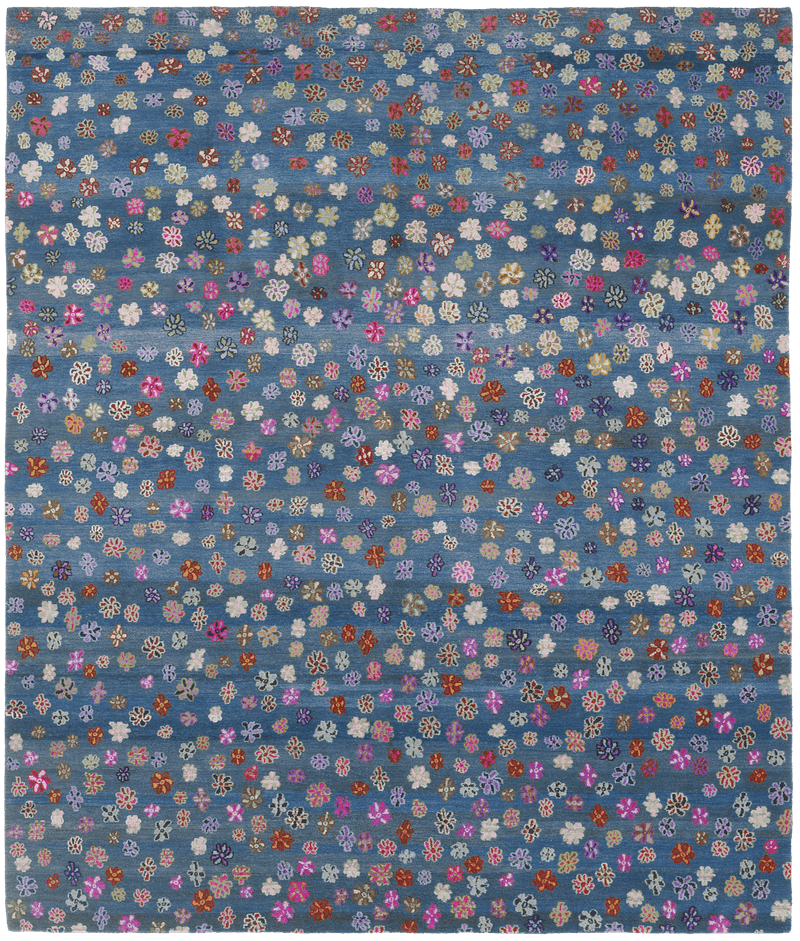 Picture of a Little Flowers rug