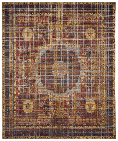 Picture of a Mamluk Columbus Web rug