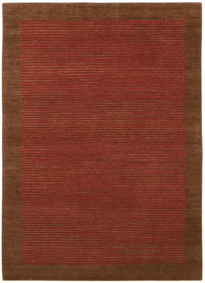 Picture of a Full Deep Border rug