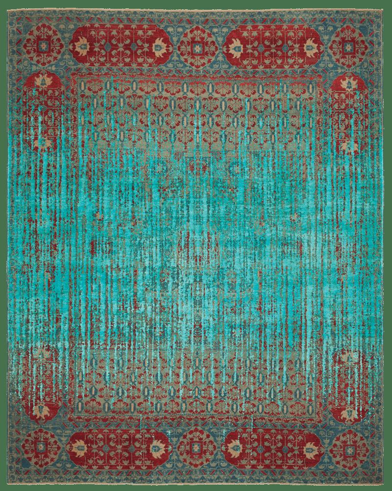 Picture of a Mamluk Kensington Double Vend. rug