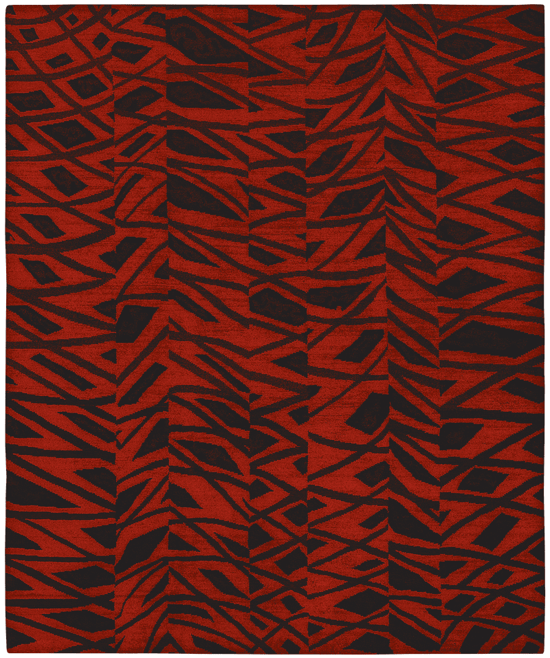 Picture of a Fence rug