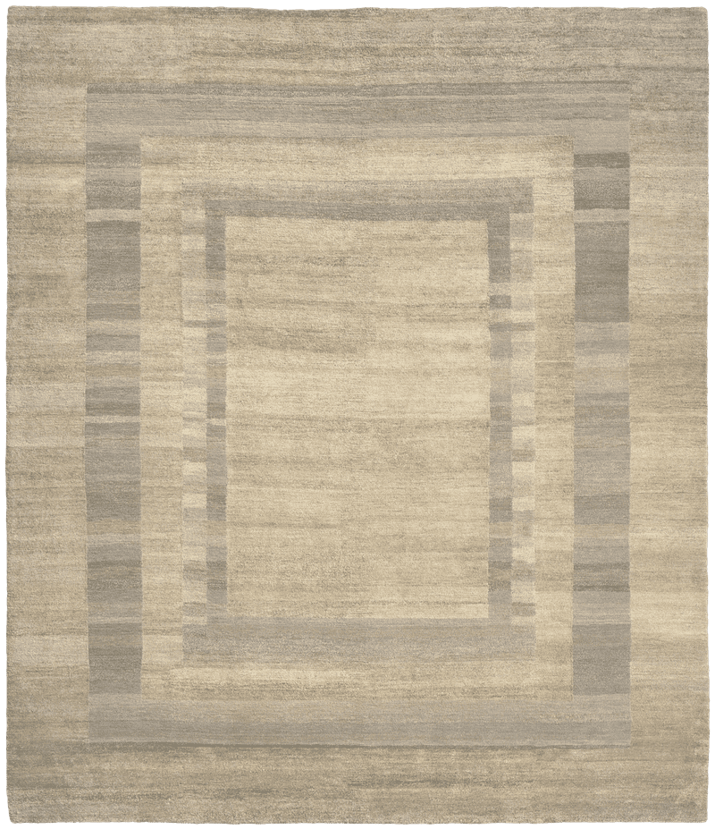 Picture of a Mauro Triple Border rug
