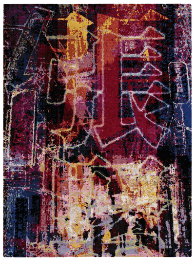 Picture of a Tokio 9 rug