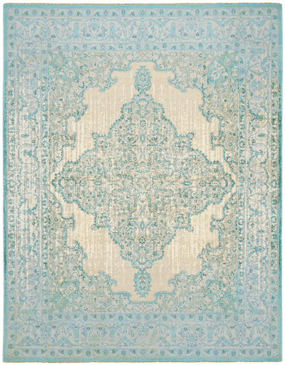 Picture of a Tabriz Fashion Double Vendetta rug