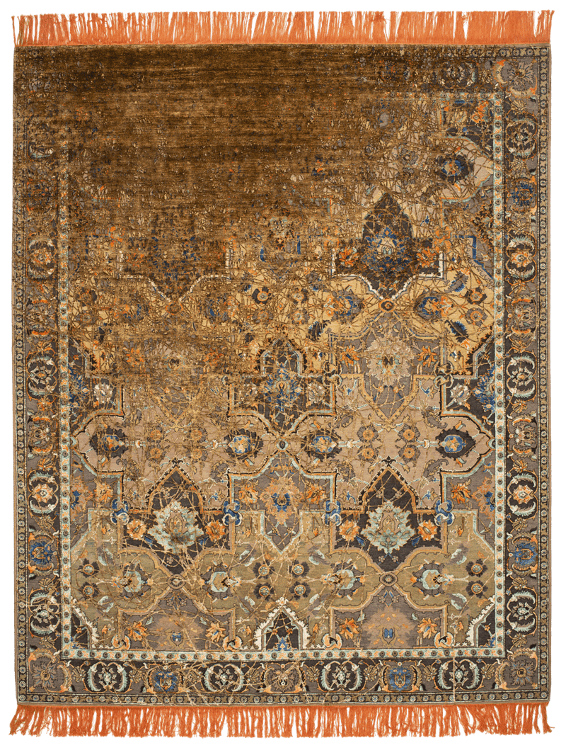 Picture of a Polonaise Snaresbrook Tohuwabohu rug