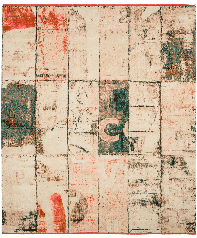 Picture of a Billboard 3 rug