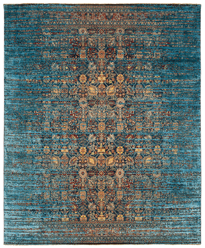 Picture of a Tabriz Canal Stomped rug