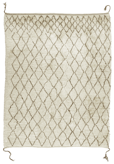 Picture of a Zigzag rug