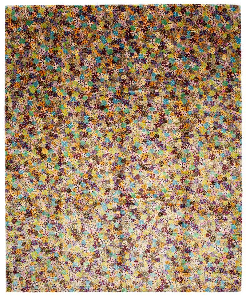 Picture of a Power Flower rug