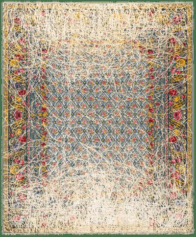 Picture of a Jardin de Paris Jointed rug