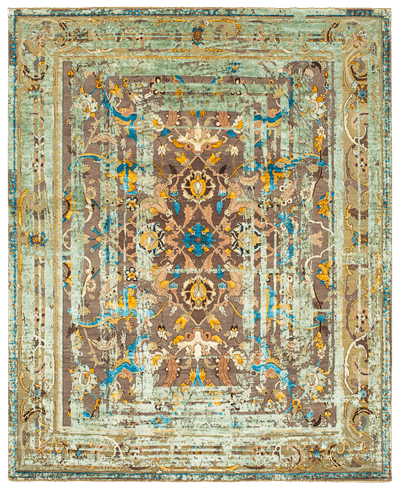 Picture of a Polonaise Greenford Frame rug