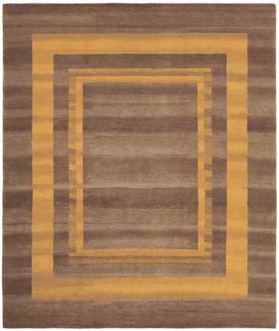 Picture of a Gamba Triple Border rug