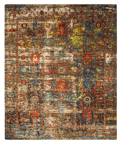 Picture of a Bidjar Paddington Artwork 18 rug