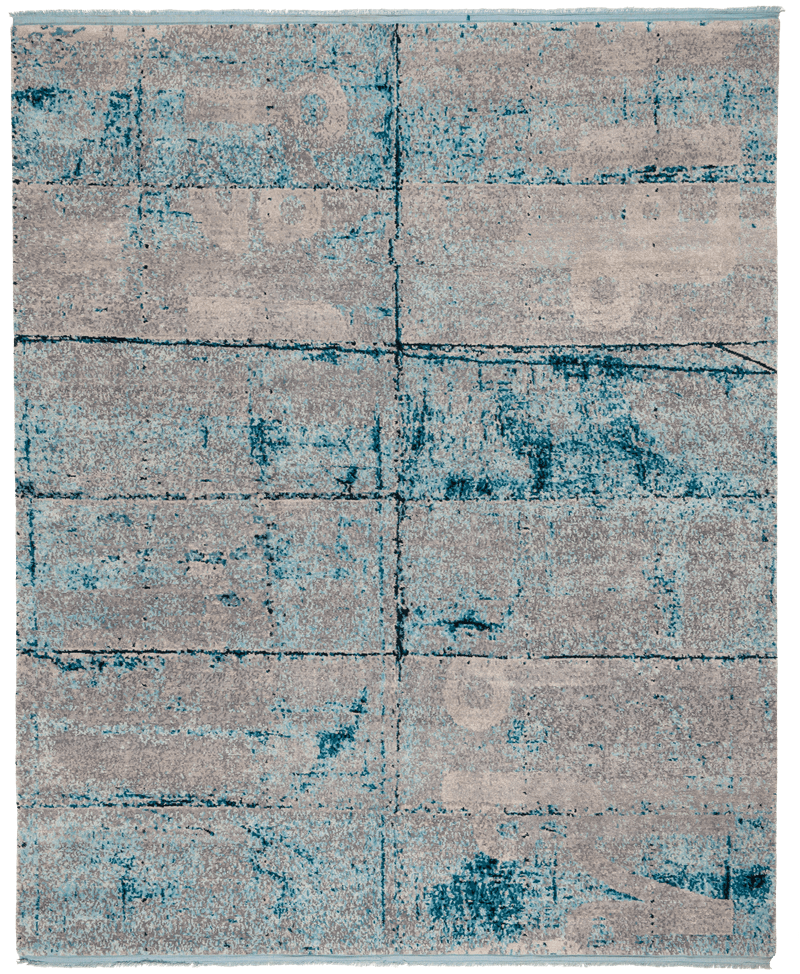 Picture of a Bill Board 2 rug