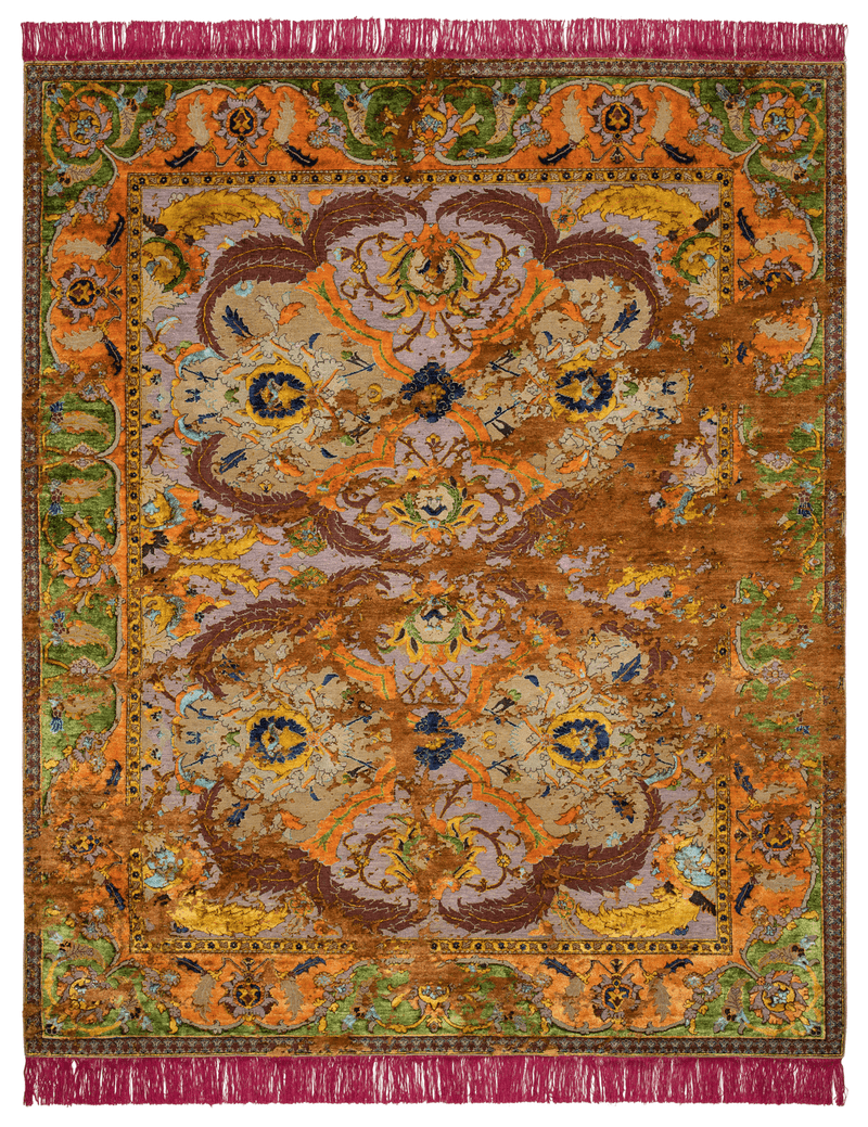 Picture of a Polonaise Eastcoat Sky rug