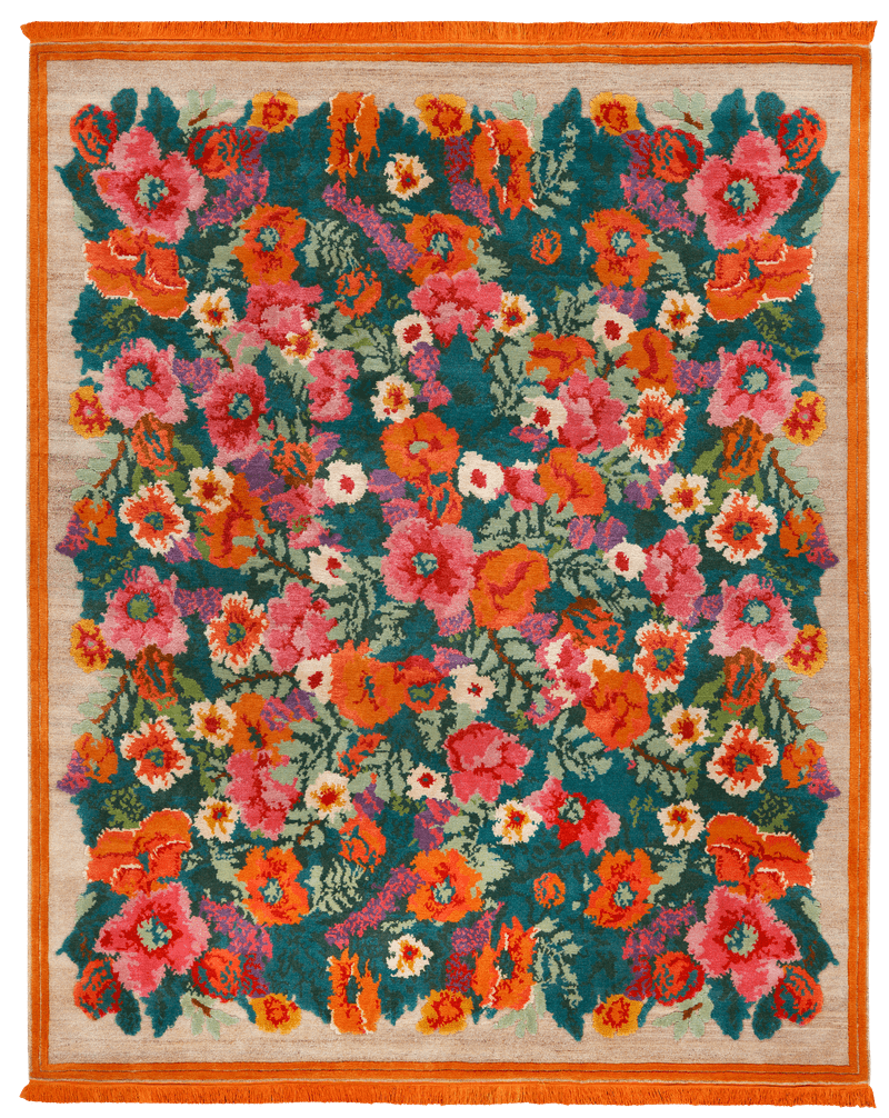 Picture of a Scarlenka Allover rug