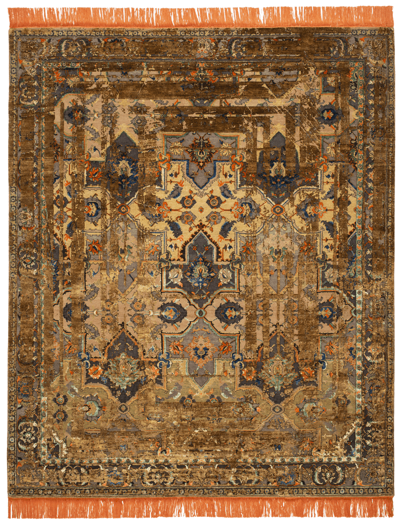 Picture of a Polonaise Snaresbrook Frame rug
