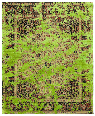 Picture of a Serapi Queensbury Doublesky rug