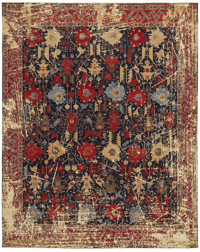 Picture of a Bidjar Leyton Scratched rug