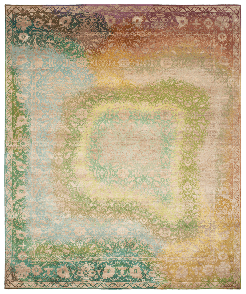 Picture of a Agra Archway Alta Turn  - Mauro Spectrum rug