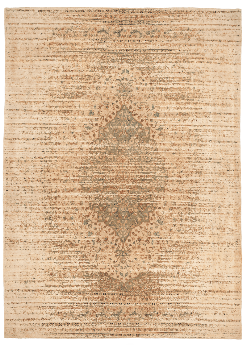 Picture of a Tabriz Park Stomped rug
