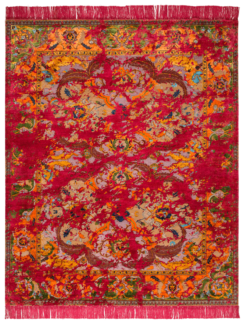 Picture of a Polonaise Eastcote DoubleSky rug
