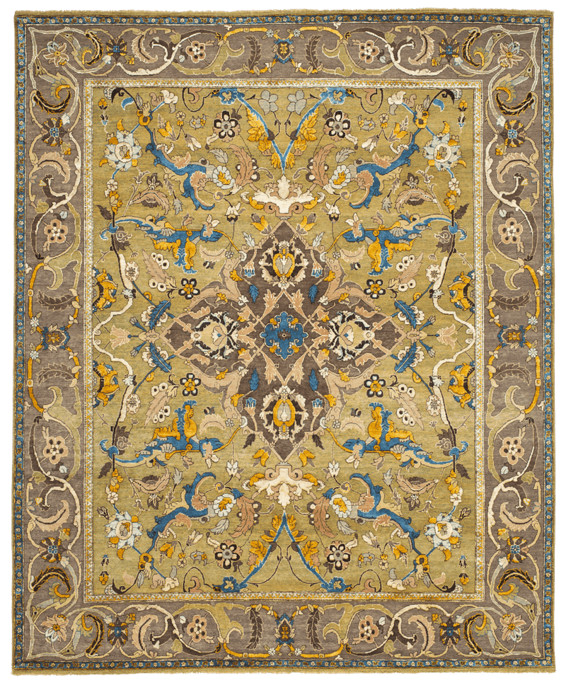 Picture of a Polonaise Greenford rug