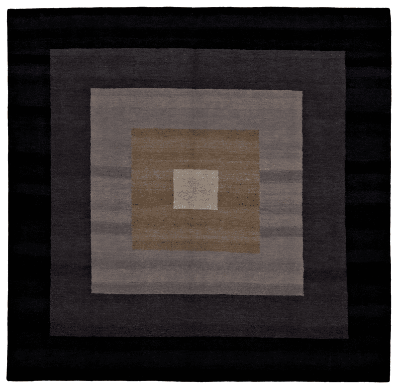 Picture of a 5 Border rug
