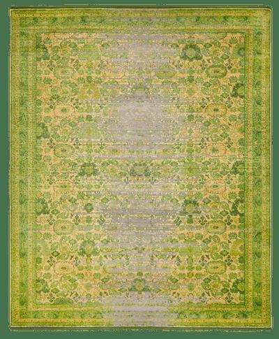 Picture of a Bidjar Stomped Reverse rug
