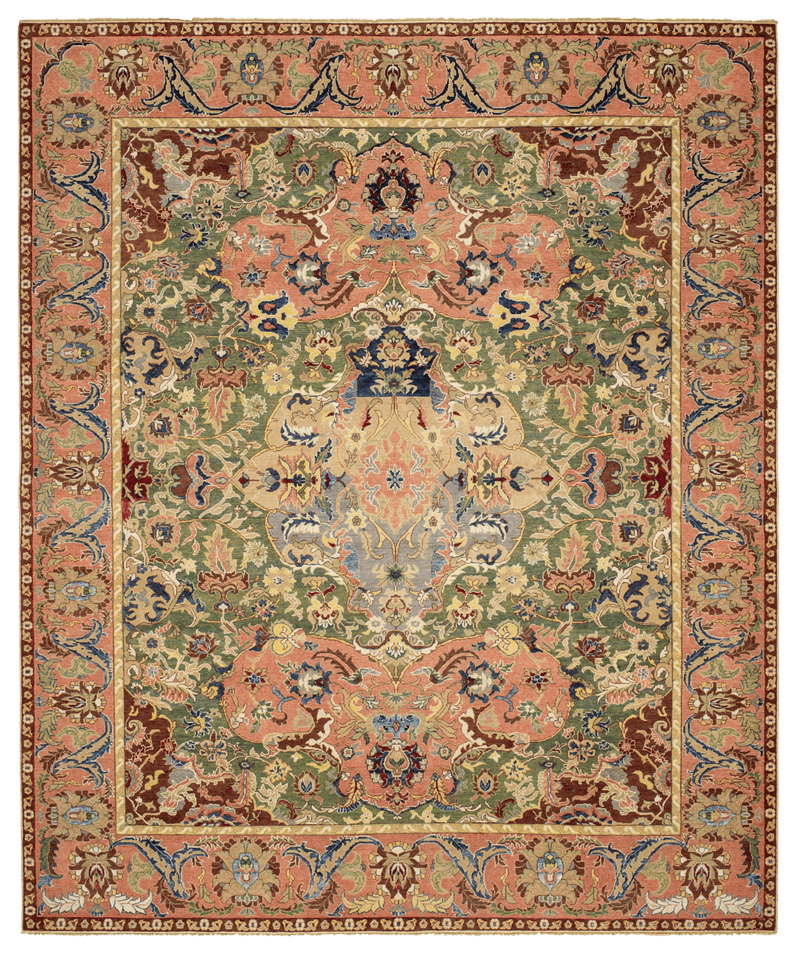 Picture of a Polonaise Oakwood rug