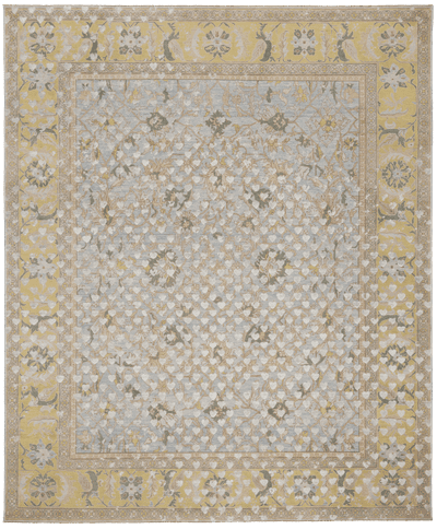 Picture of a Ziegler Prince Broken Heart rug