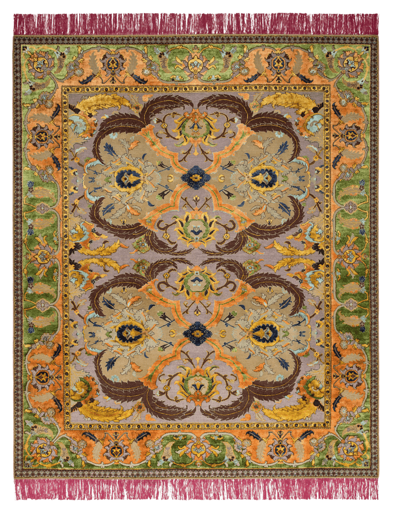 Picture of a Polonaise Eastcoat rug