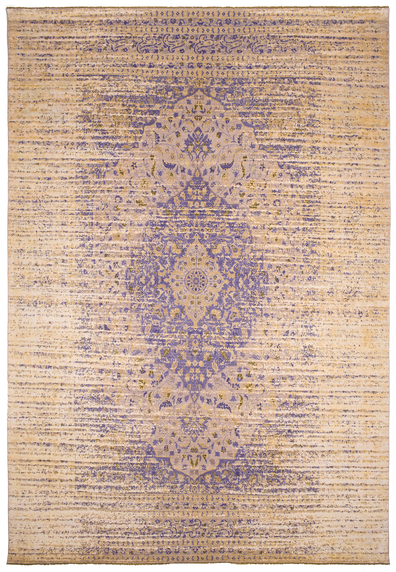 Picture of a Custom Tabriz Park Stomped rug