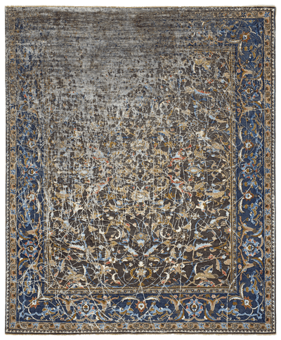 Picture of a Polonaise Redbridge Tohuwabohu rug