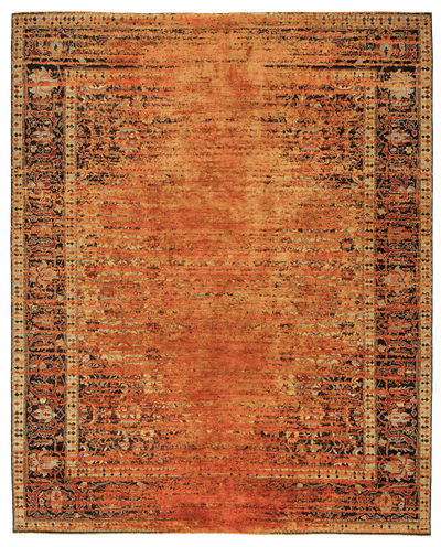 Picture of a Serapi Queensbury Stomped Reverse rug