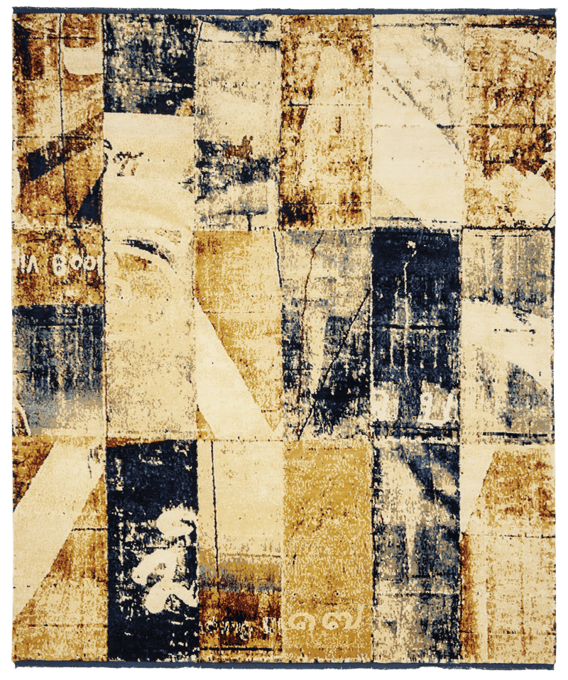 Picture of a Billboard 5 rug