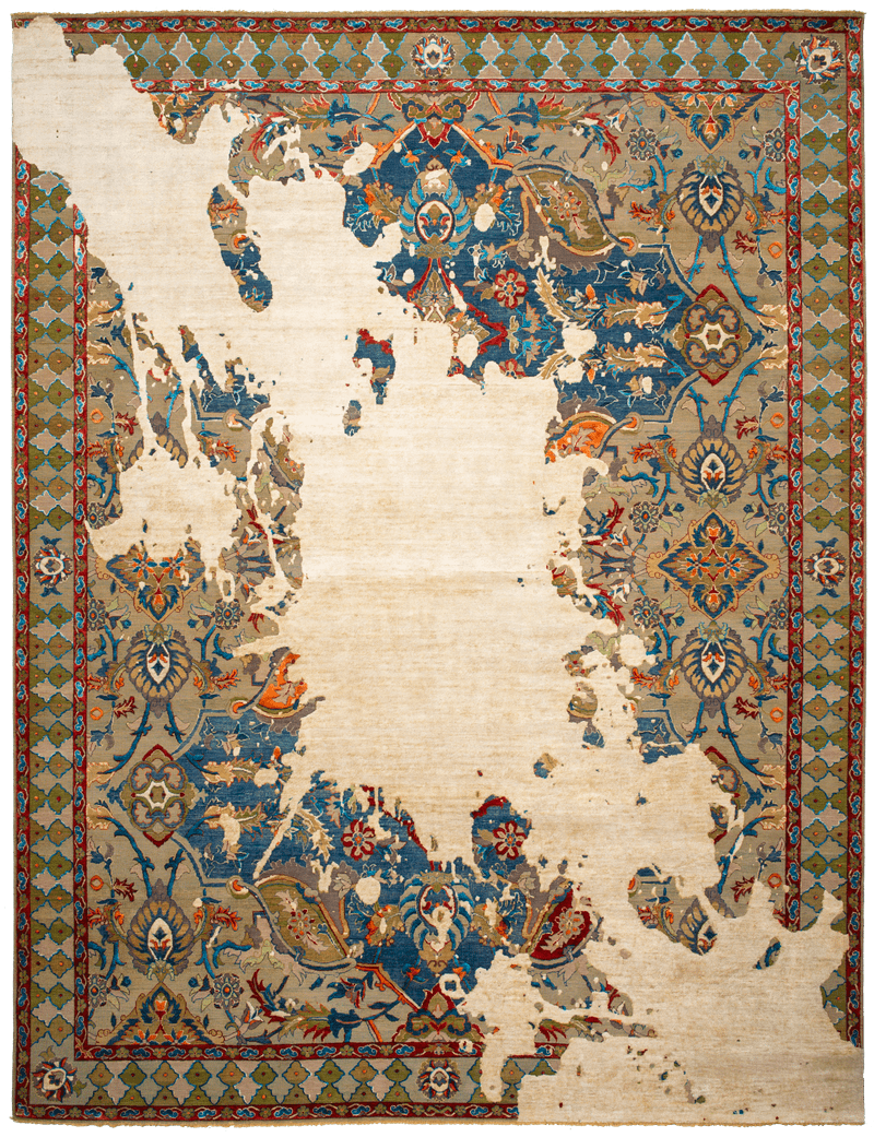 Picture of a Polonaise Stanford Splashed 3 rug